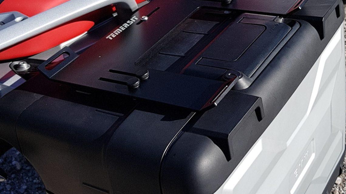 Support de bagages pour valises vario BMW 750/850 GS/GSA et R1200 et 1250 GS/GSA LC