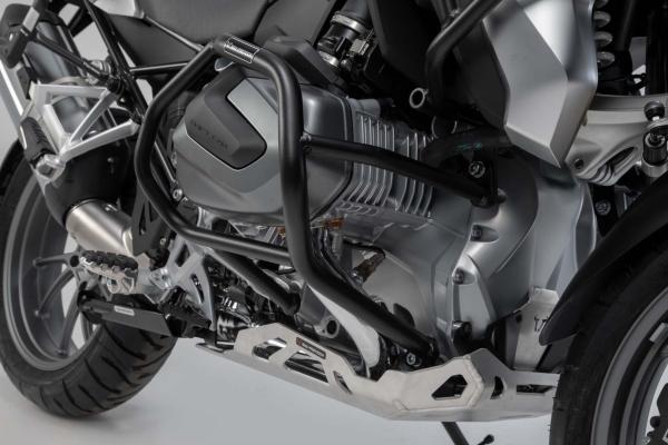 Crashbar SW Motech BMW R 1250 GS 1G13 (K50) (18-20) acier coloris noir.