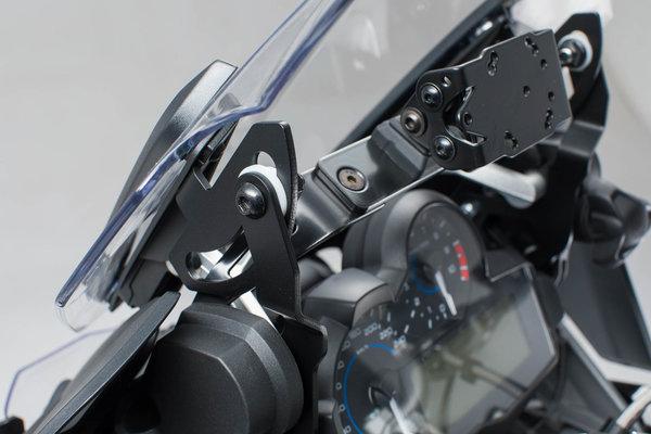 Renfort de pare-brise SW Motech BMW R 1200/1250 GS et GSA  (K50,K51) .