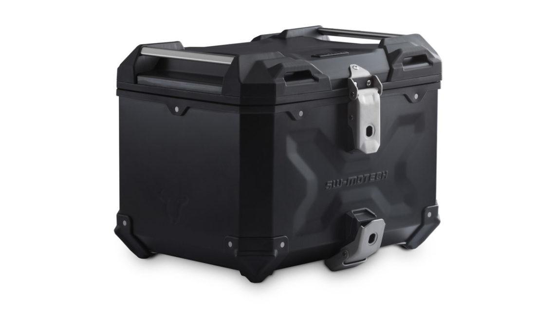 Kit topcase TRAX ADV BMW R 1250 GS 1G13 (K50) (18-20) ( coloris noir)