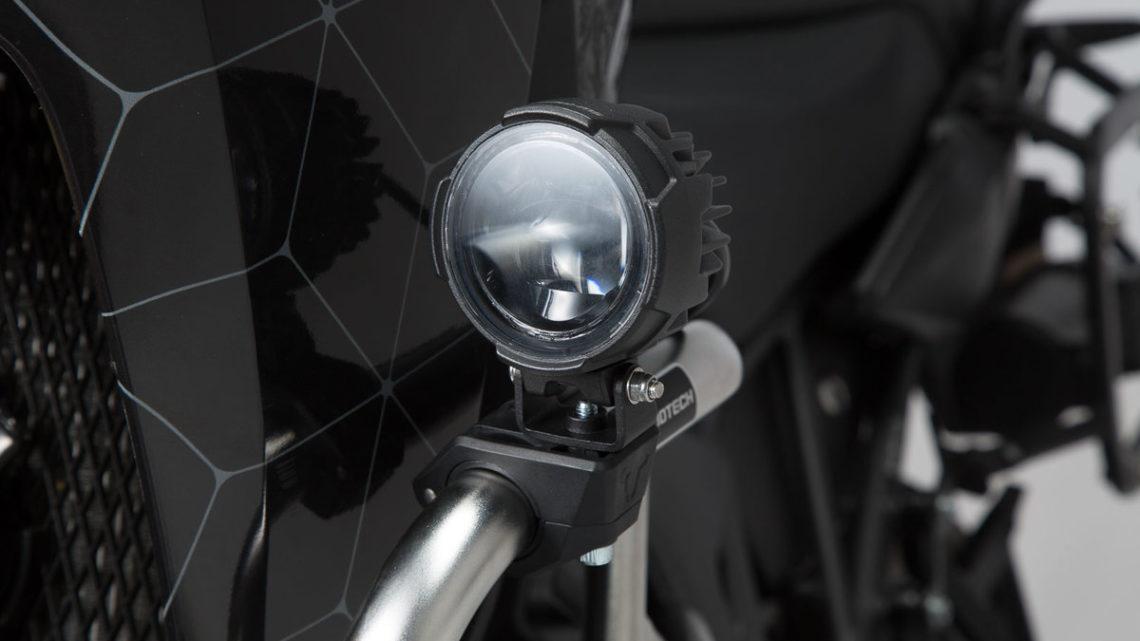 Fixations pour feux additionnels Yamaha Ténéré 700 DM07 (19-20)
