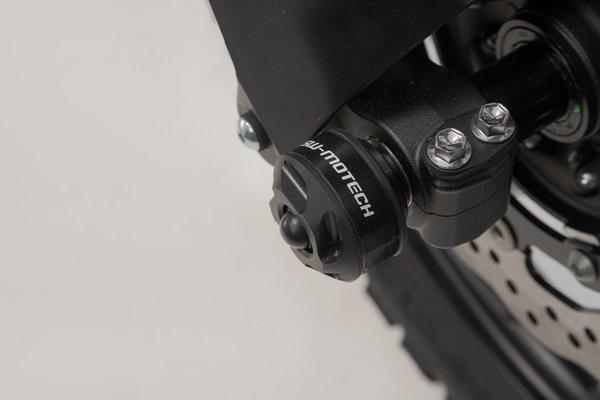 Roulettes de protection de fourche Yamaha Ténéré 700 DM07 (19-20)